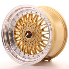 Japan Racing JR9 17x10 ET20 Blank Gold