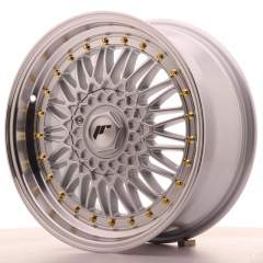 Japan Racing JR9 17x7,5 ET35 Blank Silver