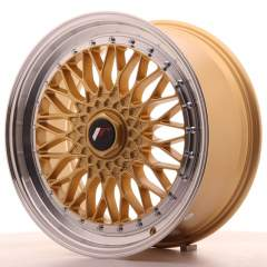 Japan Racing JR9 19x8,5 ET35 Blank Gold