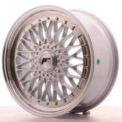 Japan Racing JR9 19x8,5 ET35 Blank Silver