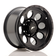 Japan Racing JRX4 16x9 ET0 6x139.7 Full MattBlack