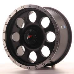 Japan Racing JRX4 17x8.5 ET20-35 BLANK MBlack+Lip
