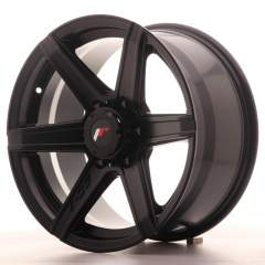 Japan Racing JRX6 18x9 ET25 6x139.7 Matt Black